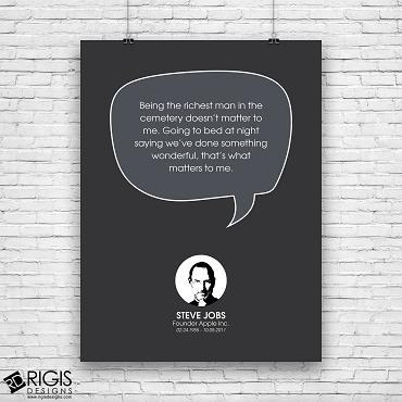 Steve Jobs Quote, Entrepreneur, Founder Apple